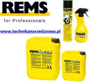 Olej do gwintowania REMS SPECIAL