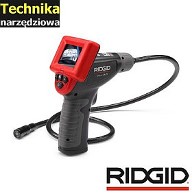 kamera_inspekcyjna_endoskop_boroskop_RIDGID micro CA-25