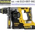 Młotowiertarki akumulatorowe DEWALT® DCH273P2 i DCH274P2 – mobilna moc kucia