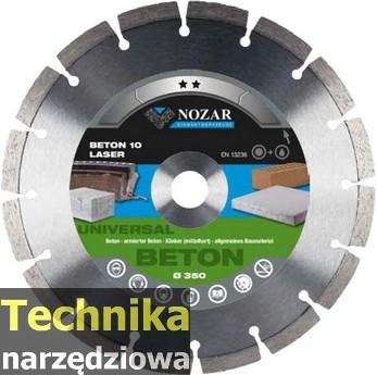 tarcza_diamentowa_do_betonu_NOZAR Laser Beton 10