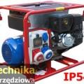 Agregat prądotwórczy IP54 – 9KVA