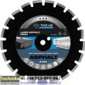 Tarcze diamentowe do asfaltu – NOZAR Laser Asphalt Profi