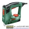 Zszywacz Bosch PTK 14 EDT – zszywanie i wbijanie gwoździ pod kontrolą