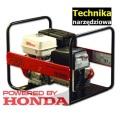 Agregaty prądotwórcze FOGO – silnik Honda