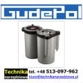 GUDEPOL – promocja: 50% rabatu na separator woda-olej przy zakupie kompresora śrubowego