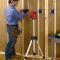 Poziomica laserowa – laser krzyżowy RIDGID CL-100