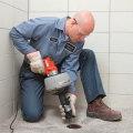Maszyna do czyszczenia i udrażniania kanalizacji RIDGID K45