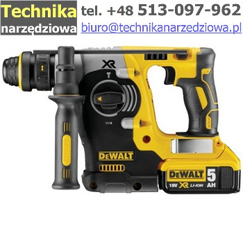 mlotowiertarki_akumulatorowe_DEWALT DCH273P2 i DCH274P2