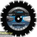 Tarcze diamentowe do asfaltu – NOZAR Laser Asphalt 10