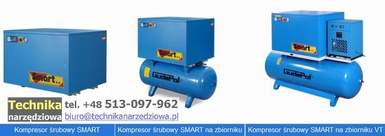 kompresory_sprezarki_srubowe_GUDEPOL SMART