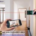 Dalmierze laserowe PLR 30 C i PLR 50 C z Bluetooth i aplikacją do przenoszenia danych