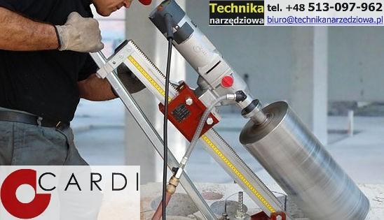 wiertnica_cardi 200_silnik_CARDI T1-200-EL-41_statyw L200