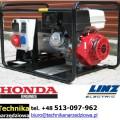 Agregaty prądotwórcze z silnikiem HONDA GX390 – Promocja